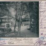 029.Křižanov letní altán 1900