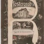 053. Hrob vila č.p.236,žel.most 1907