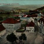 064. Tržní nám. z věže kos.1913