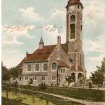 133.evagelický kostel 1905