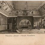 168.Nové Verneřice Sokolovna interier