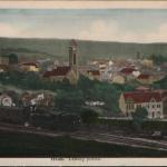 013.celkový od nádraží 1929 color.