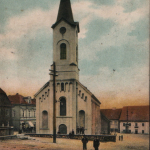 054. katolický kostel 1907