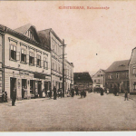 078. Duchcovská 11. 9. 1926 od radnice (Partyzán)