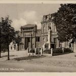 105. Karlovo n. s pomníkem 1937