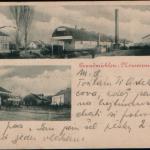 163.Nové Verneřice dělený (2) 1903