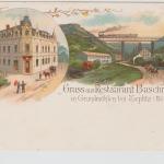164. Mlýny Buschmühle 1899