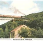 560.Mlýny most s vlakem asi 2002